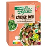 REWE Bio + vegan Räucher-Tofu 2x175g