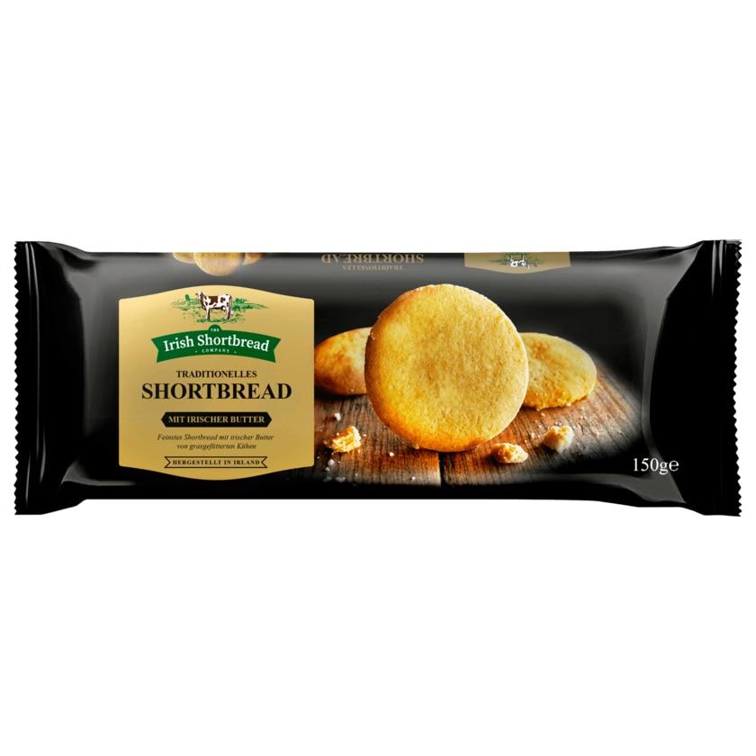 The Irish Shortbread Company Traditionelles Shortbread 150g