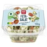 REWE Beste Wahl Feta-Salat mit Cherry-Tomaten & Bärlauch 150g
