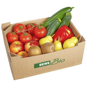 Bio Mixkiste Obst & Gemüse