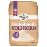 Bauckhof Bio Dinkelmehl Vollkorn 1kg