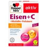 Doppelherz Eisen + C+ Histidin + Folsäure 30 Mini-Tabletten
