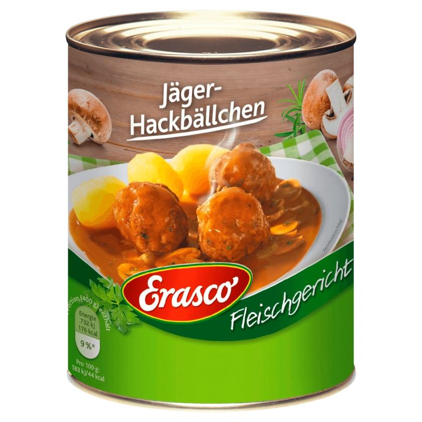 Erasco Fleischgerichte Jäger-Hackbällchen in herzhafter Sauce 800g