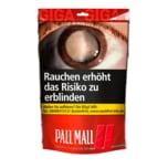 Pall Mall Red Giga Zip-Bag 125g