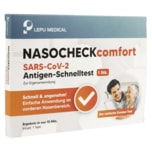 Lepu Medical NASOCHECKcomfort Corona Selbsttest 1 Stück