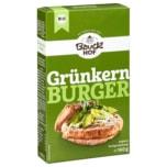 Bauckhof Grünkern Burger Bio vegan 160g