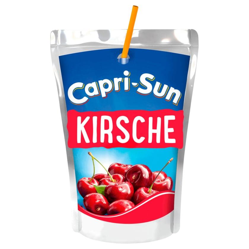 Capri-Sun Kirsche 0,2l