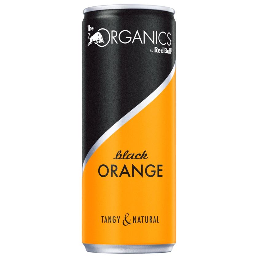 Organics by Red Bull Black Orange 0,25l