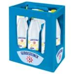 Gerolsteiner Mineralwasser plus Zitrone 6x0,75l
