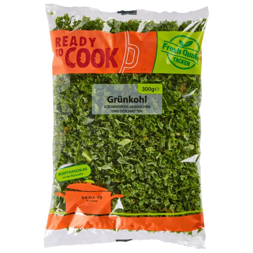 Ready to Cook Grünkohl 300g