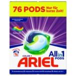 Ariel Colorwaschmittel All-in-1 Pods 2kg, 76WL