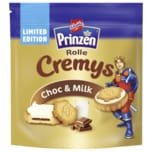 De Beukelaer Prinzen Rolle Cremys Choc & Milk 172g