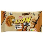 Nestlé Lion Wild Peanut 5x30g