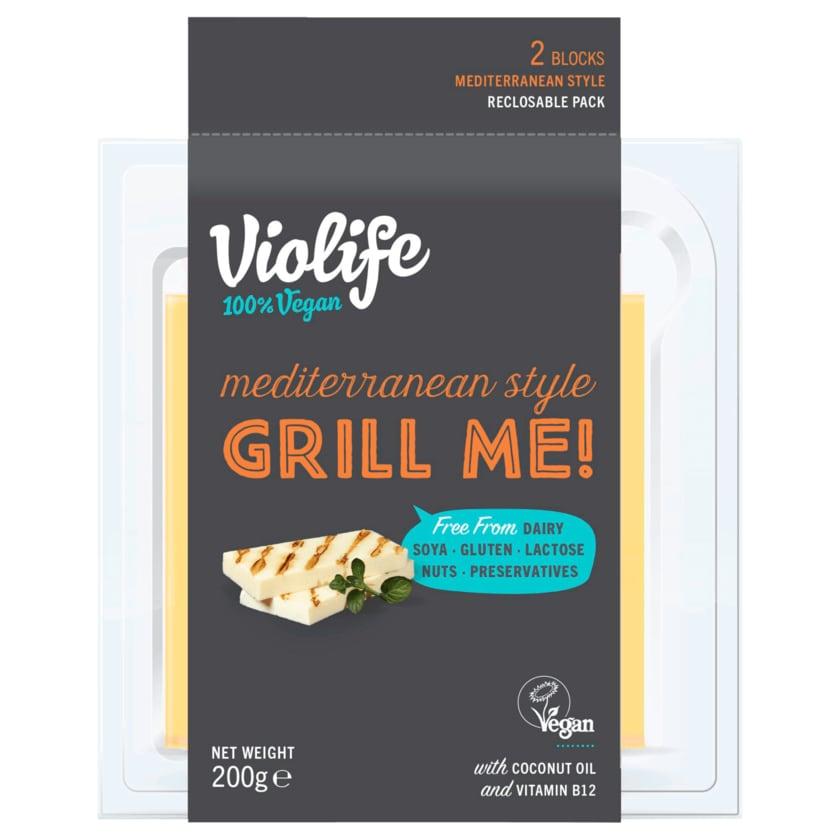 Violife Käse-Ersatz Mediterranean Style Grill Me! vegan 200g