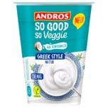 Andros So Good So Veggie Joghurtalternative aus Kokosmilch Greek Style 400g