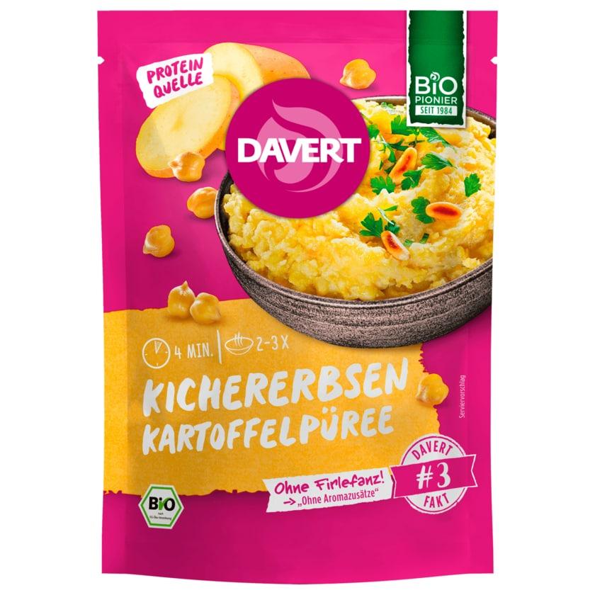Davert Kichererbsen Kartoffelpüree Bio 120g