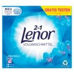 Lenor Vollwaschmittel Pulver Aprilfrisch 1,235kg 19WL
