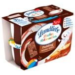 Landliebe Lecker Schmecker Pudding Schoko-Milch 4x125g
