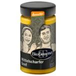 Demeter Bio Gourmet Senf mittelscharf 200ml