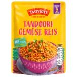 Tasty Bite Tandoori Gemüse Reis vegetarisch 250g