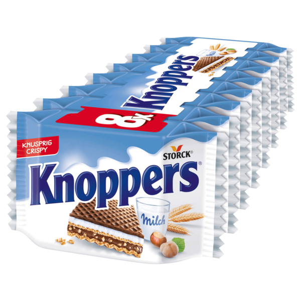 Knoppers 8x25g