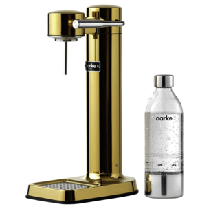Aarke Carbonator 3 Wassersprudler Gold