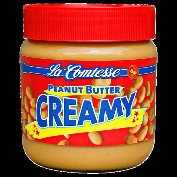La Comtesse Peanut Butter Creamy 350g