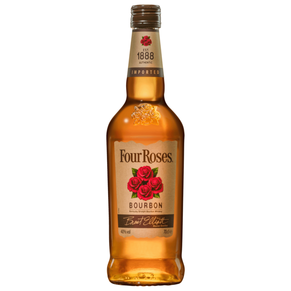 Four Roses Bourbon Whisky 0,7l