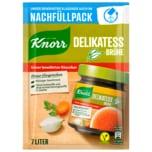 Knorr Delikatess Brühe Nachfüllpack 7l