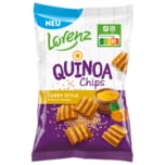 Lorenz Quinoa Chips Curry Style 80g