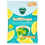 Wick Softdrops Zitrone-Menthol vegetarisch 90g