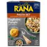 Giovanni Rana Pasta Set Tagliolini Funghi mit Pilzen 407g