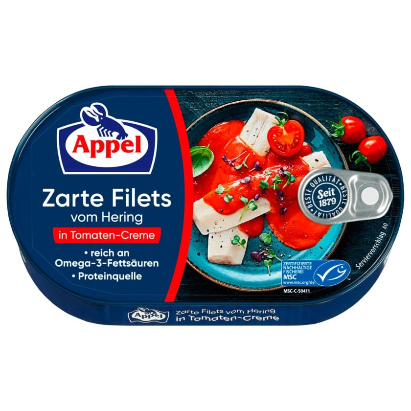 Appel MSC Zarte Filets vom Hering Tomaten-Creme 200g