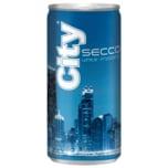 City Secco Prosecco White Frizzante 0,2L