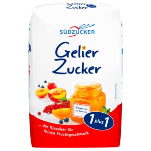 Südzucker Gelierzucker 1 plus 1 1kg
