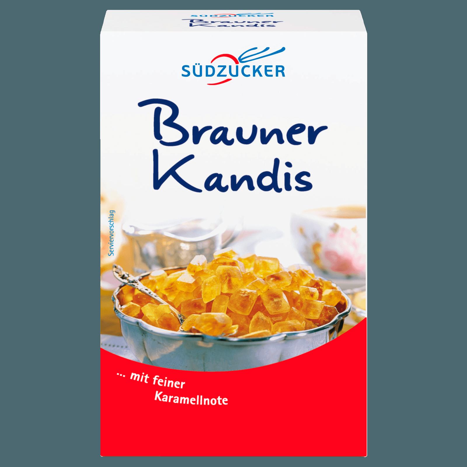Südzucker Brauner Kandis 500g bei REWE online bestellen!