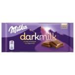 Milka Dark Milk Schokolade Dunkle Alpenmilch 85g