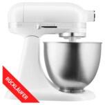 KitchenAid Classic Küchenmaschine 5K45SSEFW Weiß matt 4,3l