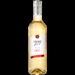 Light live Weißwein 0,75l