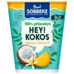 Paul Söbbeke Bio Hey! Kokos Mango-Vanille 330g