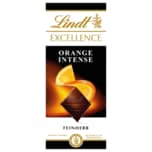 Lindt Excellence Orange Intense feinherb 100g