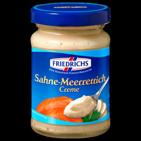 Friedrichs Sahne-Meerrettich Creme 90g