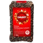 Davert Bio Grüne Delikatess-Linsen 500g