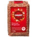 Davert Gourmet Bio Berglinsen 500g