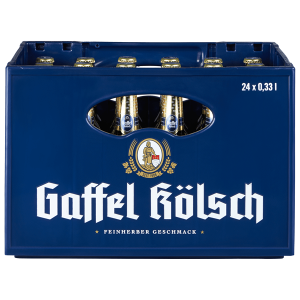 Gaffel Kölsch 24x0,33l