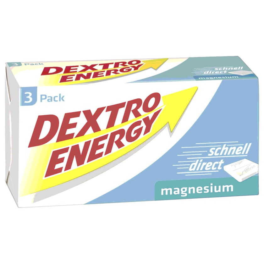 Dextro Energy Würfel Magnesium 138g