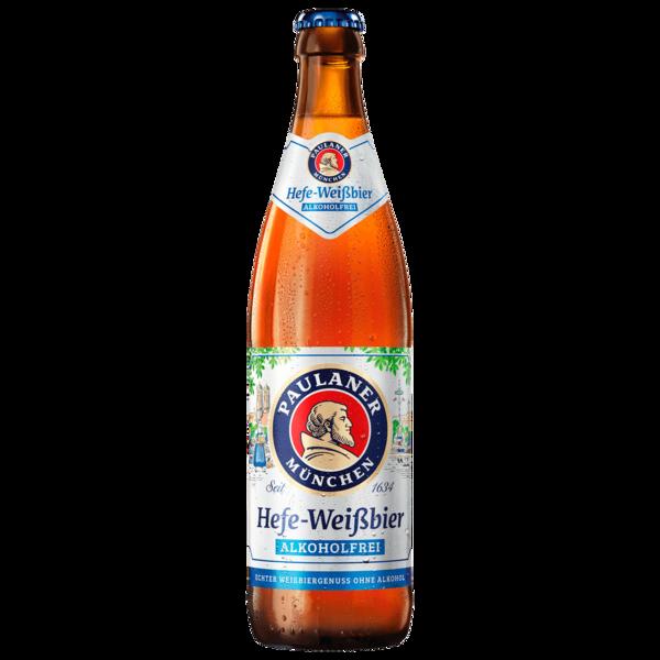 Paulaner Hefe-Weißbier Alkoholfrei 0,5l