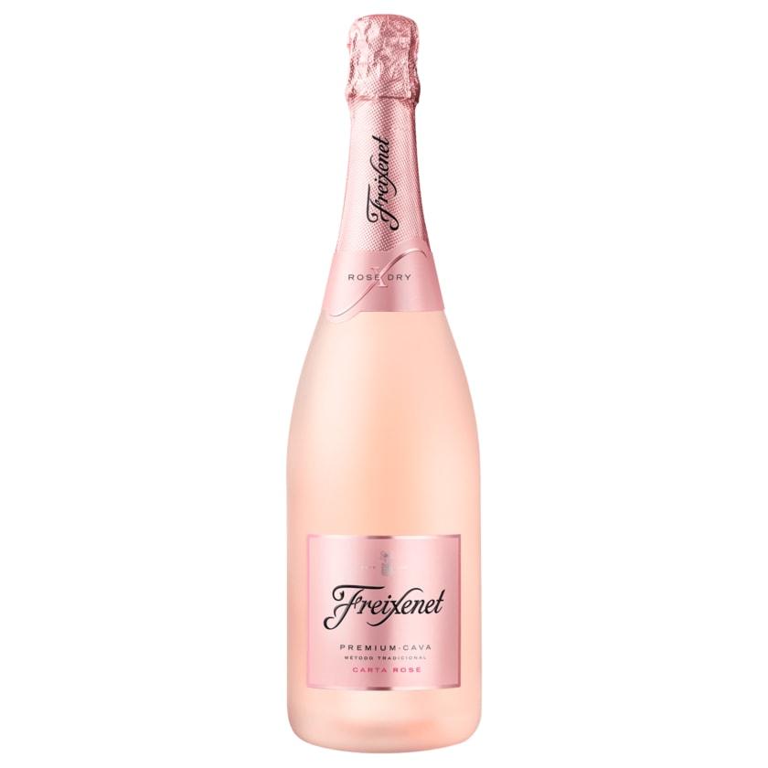 Freixenet Carta Rosado Rosé Dry 0,75l