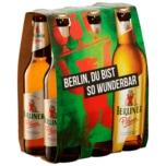 Berliner Pilsner Pinole 6x0,33l