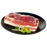 Schweinebauch ohne Knochen gepökelt
